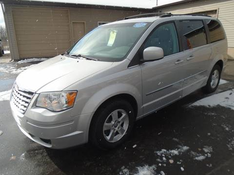 2010 Chrysler Town and Country for sale in Traverse City, MI