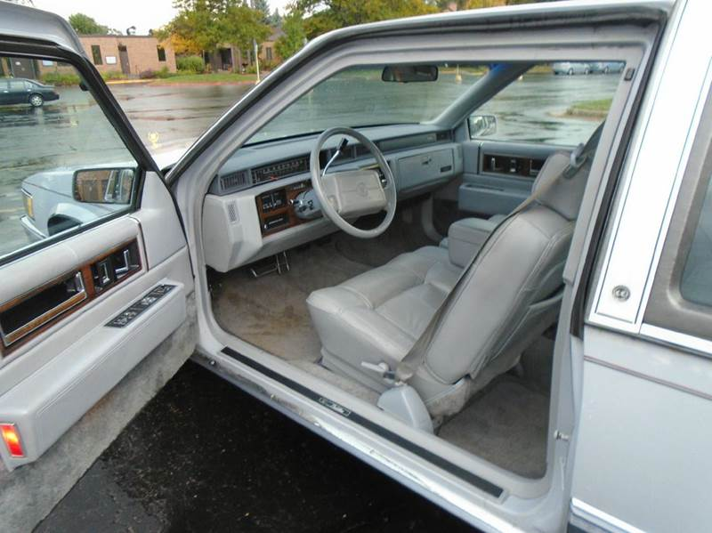 1990 Cadillac DeVille 2dr Coupe - Traverse City MI