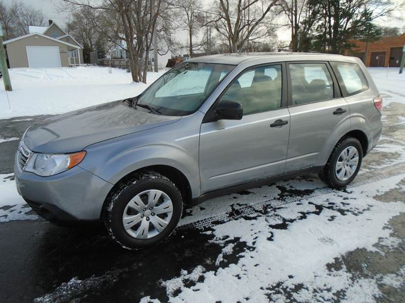 2009 subaru forester 2 5 x awd 4dr wagon 4a in traverse city mi jack 39 s auto service. Black Bedroom Furniture Sets. Home Design Ideas