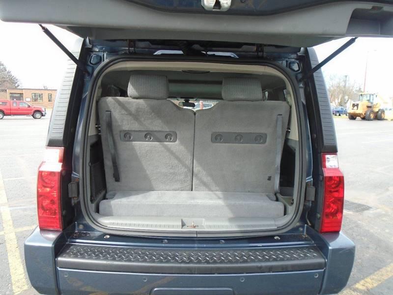 2007 Jeep Commander Sport 4dr SUV 4WD - Traverse City MI