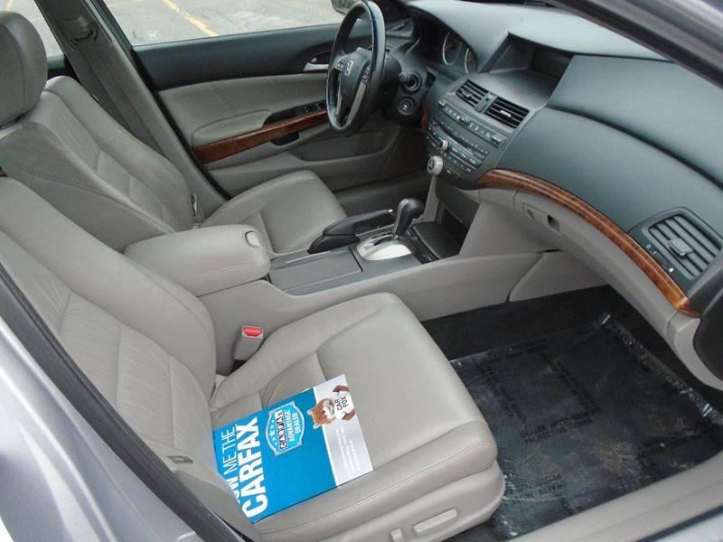 2011 Honda Accord EX-L 4dr Sedan - Traverse City MI