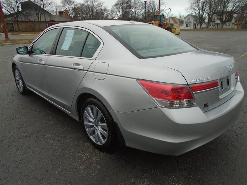2011 Honda Accord EX-L 4dr Sedan - Traverse City MI