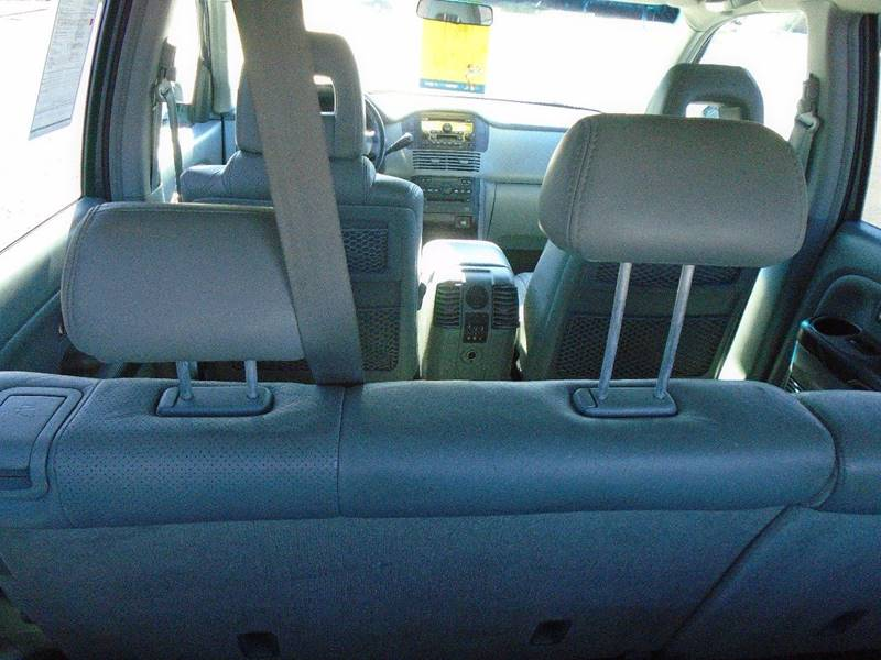 2003 Honda Pilot 4dr EX-L 4WD SUV w/ Leather and Entertainment System - Traverse City MI