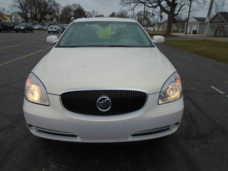 2006 Buick Lucerne CXS 4dr Sedan - Traverse City MI