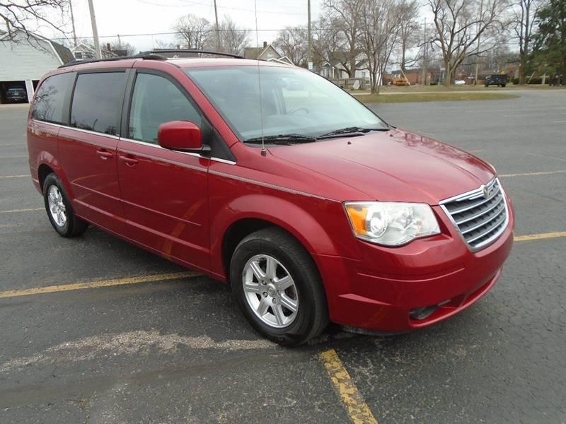 2008 Chrysler Town and Country Touring 4dr Mini-Van - Traverse City MI