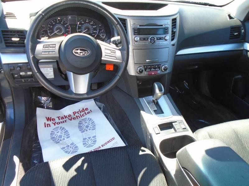 2010 Subaru Outback AWD 2.5i Premium 4dr Wagon CVT - Traverse City MI