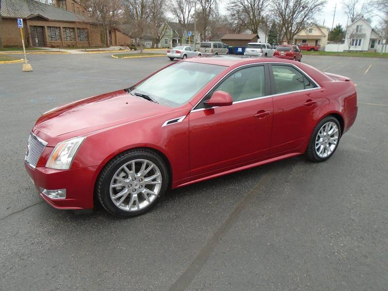 2011 Cadillac CTS AWD 3.6L Premium 4dr Sedan - Traverse City MI