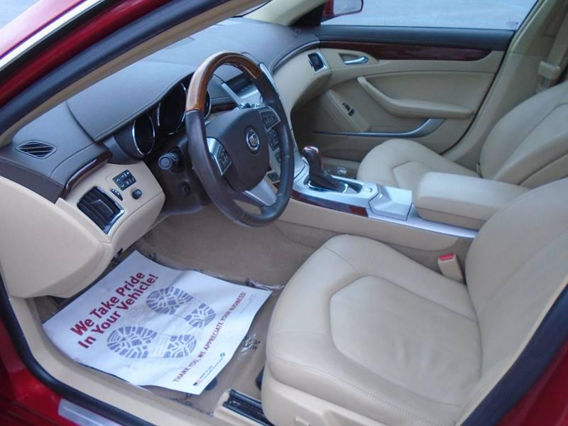 2011 Cadillac CTS AWD 3.6L Premium 4dr Sedan - Traverse City MI