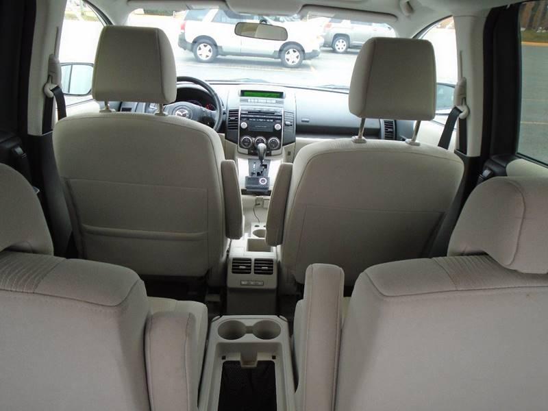 2010 Mazda MAZDA5 Touring 4dr Mini-Van 5A - Traverse City MI