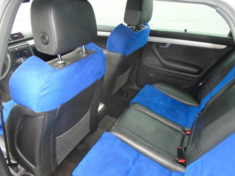 2004 Audi S4 AWD Avant quattro 4dr Wagon - Traverse City MI