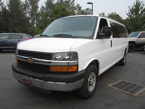 2016 Chevrolet Express Passenger for sale in Salem, OR