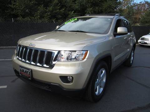 2012 Jeep Grand Cherokee for sale in Salem, OR