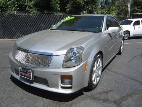 Used 2005 Cadillac Cts V For Sale In Anchorage Ak Carsforsale