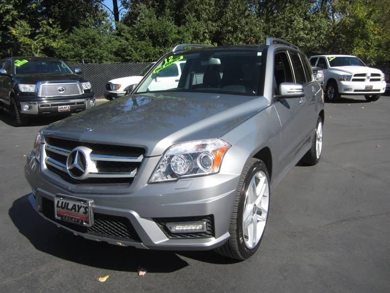 2012 Mercedes Benz Glk Awd Glk 350 4matic 4dr Suv In Salem Or