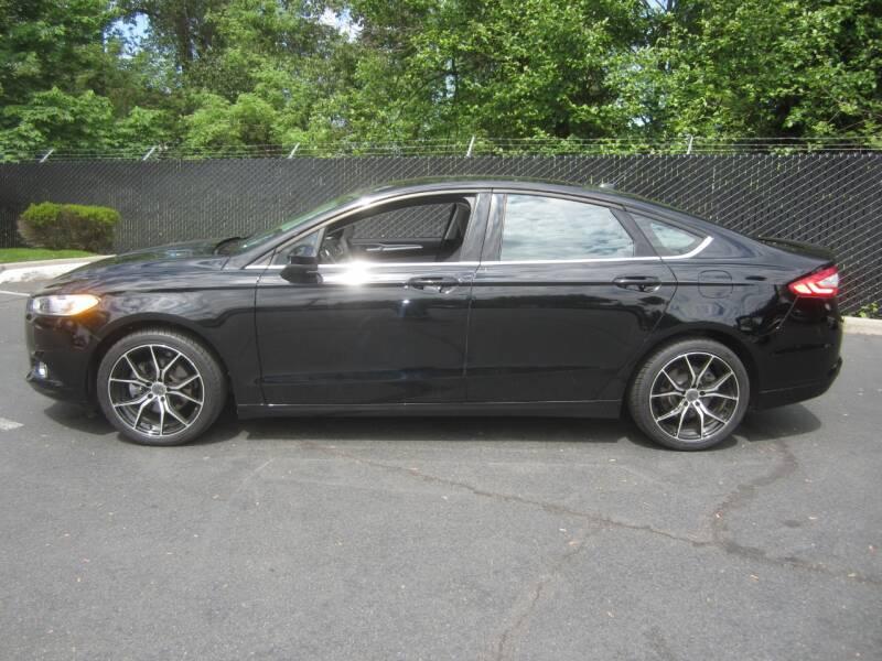 2016 Ford Fusion S 4dr Sedan - Salem OR