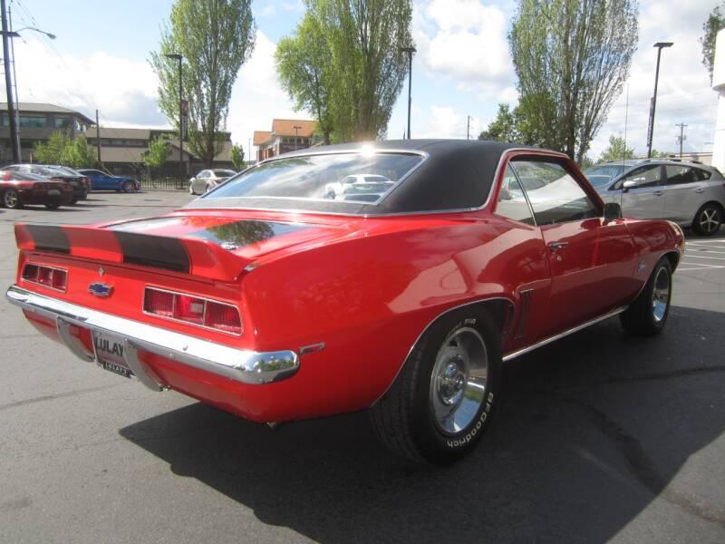 1969 Chevrolet Camaro Z28 Tribute - Salem OR