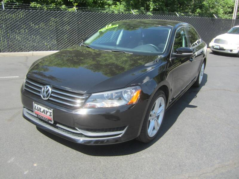 2014 Volkswagen Passat 1.8T SE PZEV 4dr Sedan 6A w/Sunroof - Salem OR