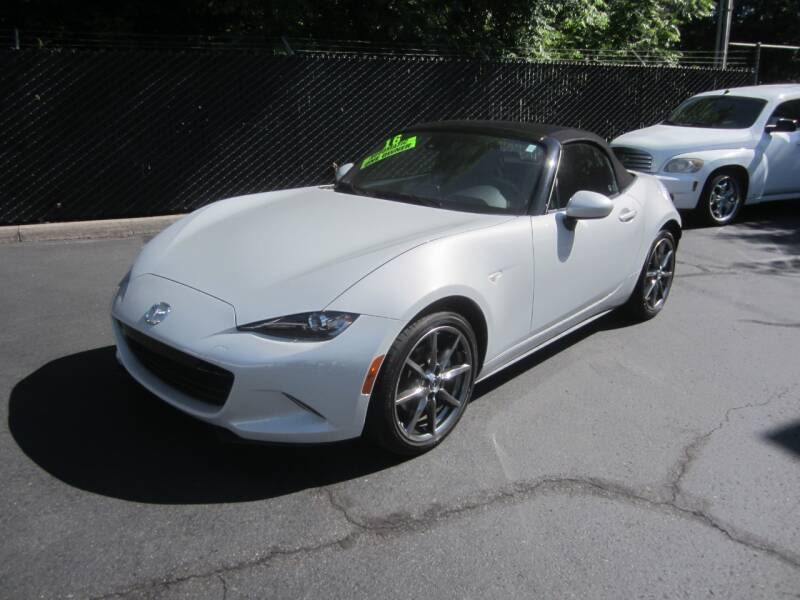 2016 Mazda MX-5 Miata Grand Touring 2dr Convertible 6A - Salem OR