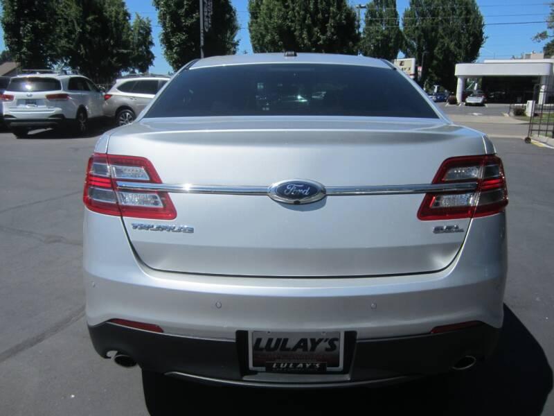 2017 Ford Taurus SEL 4dr Sedan - Salem OR