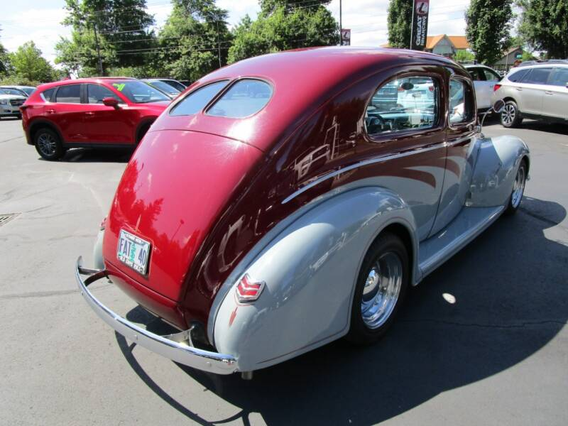 1940 Ford Tudor Custom - Salem OR