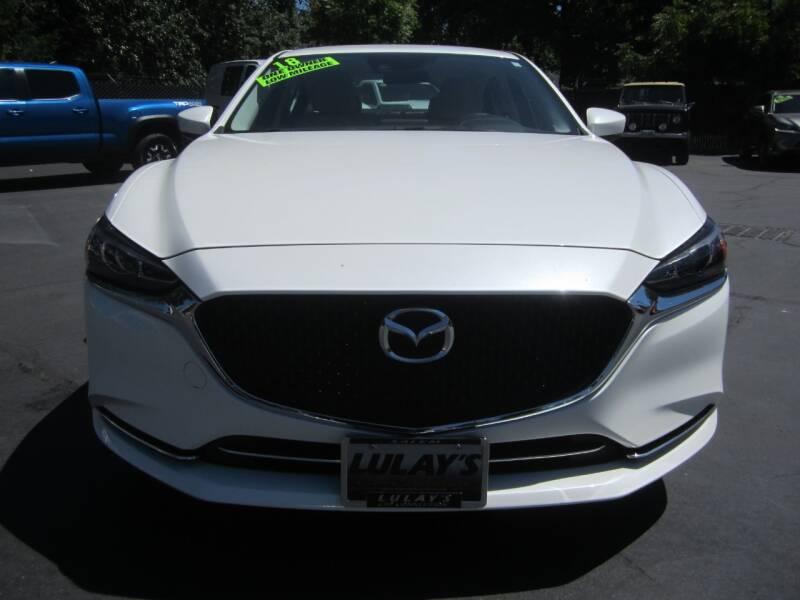 2018 Mazda MAZDA6 Sport 4dr Sedan 6A - Salem OR