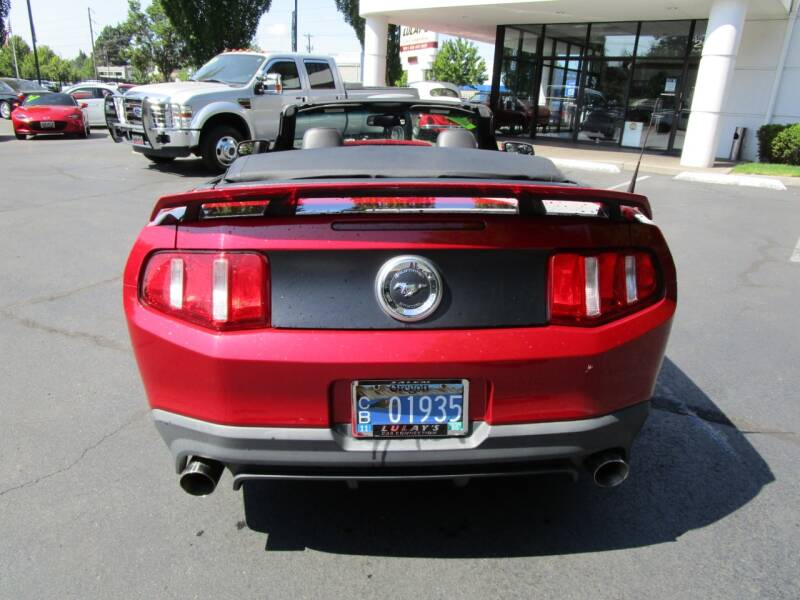 2011 Ford Mustang GT Premium 2dr Convertible - Salem OR