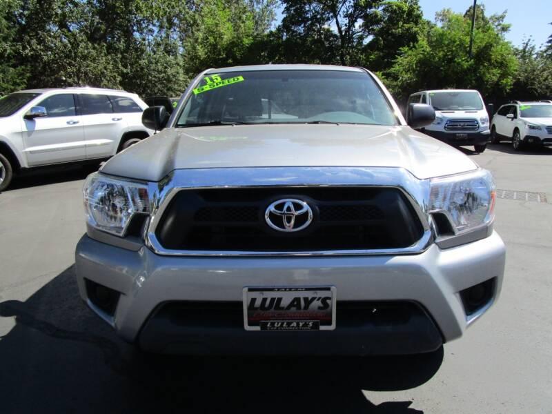 2015 Toyota Tacoma 4x2 4dr Access Cab 6.1 ft SB 5M - Salem OR