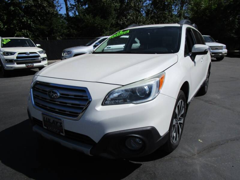 2016 Subaru Outback AWD 2.5i Limited 4dr Wagon - Salem OR
