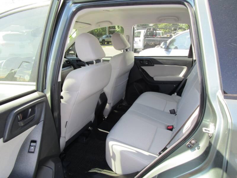 2015 Subaru Forester AWD 2.5i 4dr Wagon CVT - Salem OR
