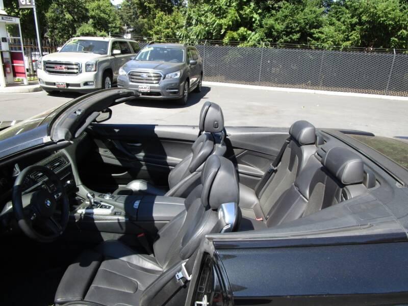 2013 BMW M6 2dr Convertible - Salem OR