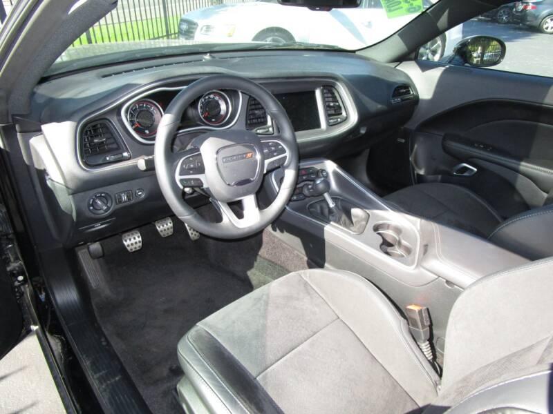 2016 Dodge Challenger R/T Scat Pack 2dr Coupe - Salem OR