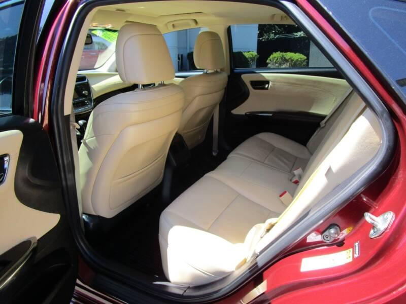 2014 Toyota Avalon Hybrid XLE Premium 4dr Sedan - Salem OR