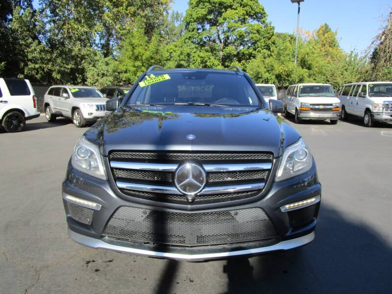 2014 Mercedes-Benz GL-Class AWD GL 63 AMG 4MATIC 4dr SUV - Salem OR