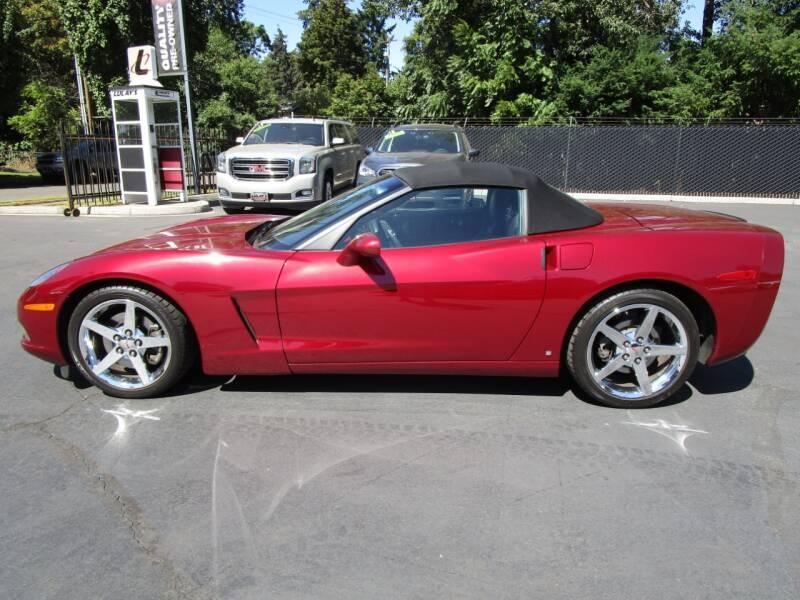 2007 Chevrolet Corvette 2dr Convertible - Salem OR