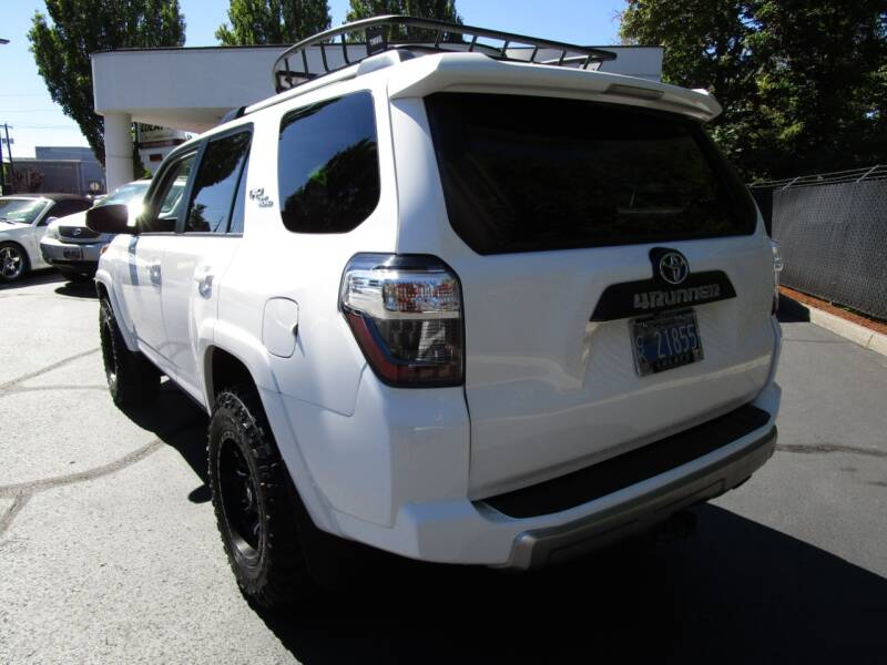 2017 Toyota 4Runner 4x4 TRD Off-Road 4dr SUV - Salem OR