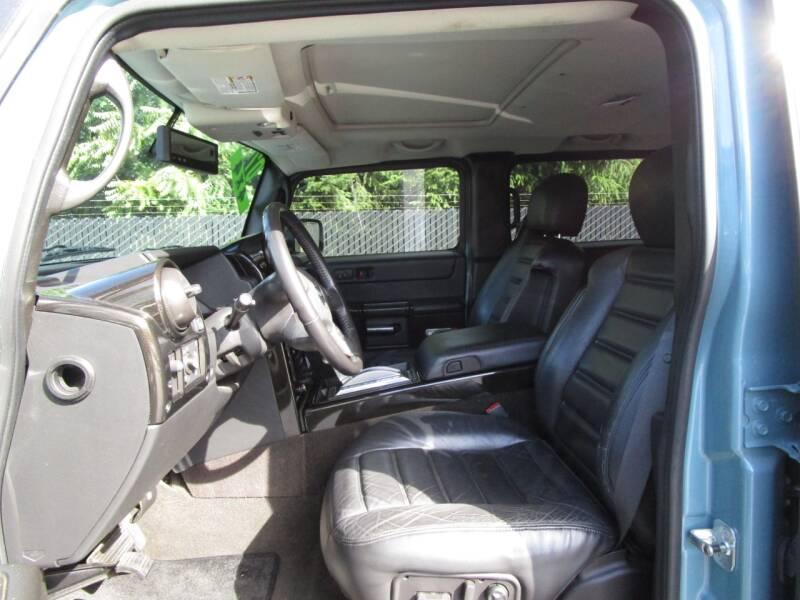 2007 HUMMER H2 4dr SUV 4WD - Salem OR