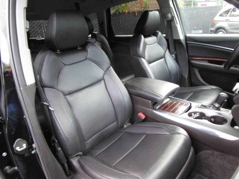 2015 Acura MDX SH-AWD 4dr SUV w/Technology Package - Salem OR