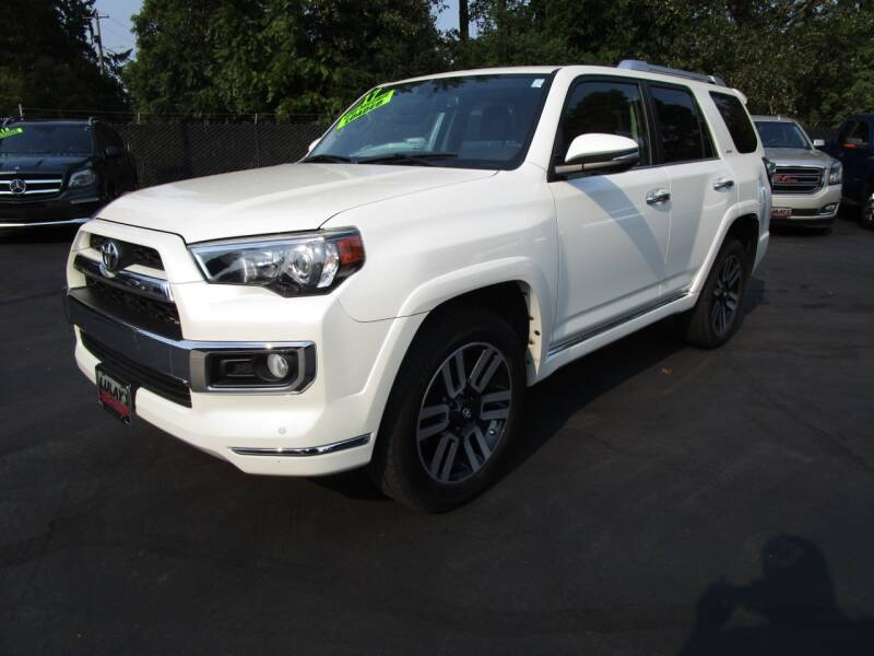 2017 Toyota 4Runner AWD Limited 4dr SUV - Salem OR