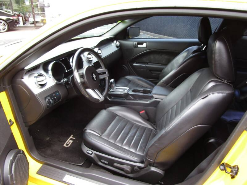 2006 Ford Mustang GT Premium 2dr Fastback - Salem OR