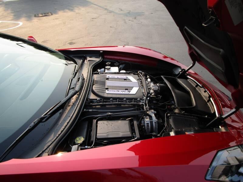 2015 Chevrolet Corvette Z06 2dr Coupe w/3LZ - Salem OR