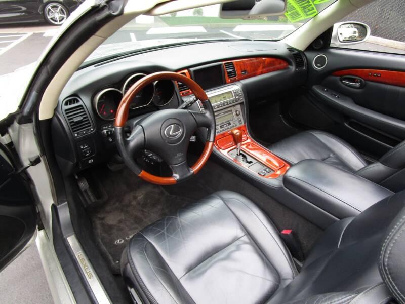 2003 Lexus SC 430 2dr Convertible - Salem OR