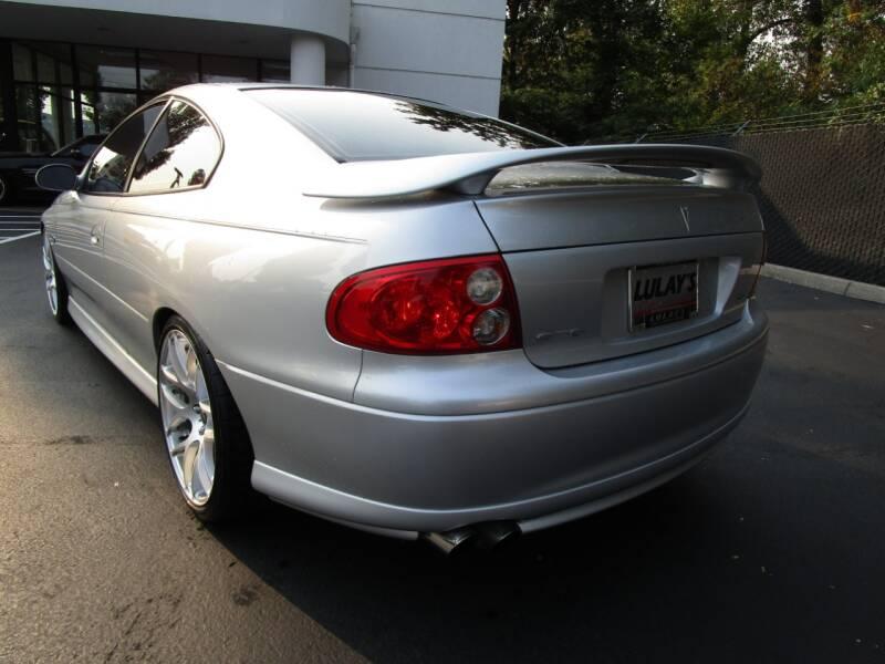 2004 Pontiac GTO 2dr Coupe - Salem OR