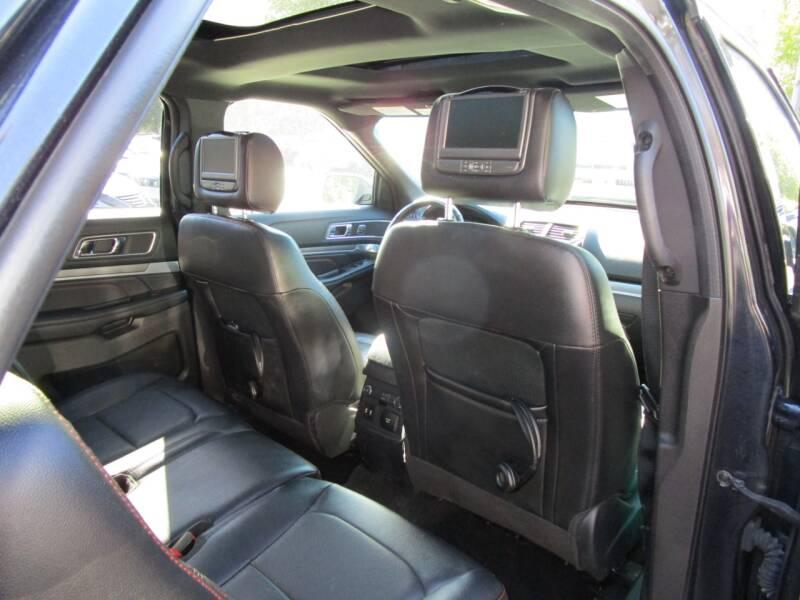 2017 Ford Explorer AWD Sport 4dr SUV - Salem OR