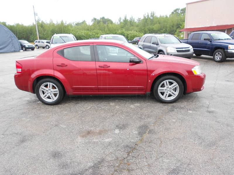 2008 dodge avenger sxt 4dr sedan in hampstead nh route 111 auto. Cars Review. Best American Auto & Cars Review