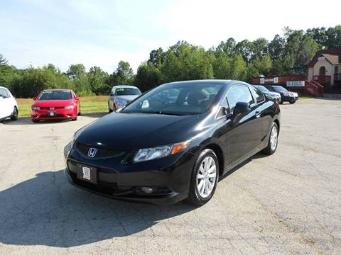 2012 Honda Civic for sale in Hampstead, NH