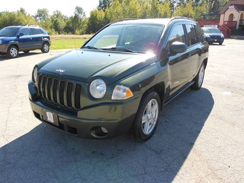 2007 Jeep Compass for sale in Hampstead, NH