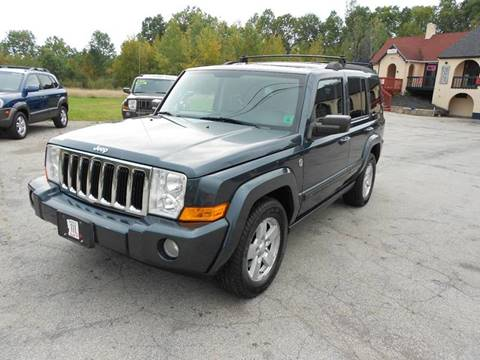 2007 Jeep Commander for sale in Hampstead, NH