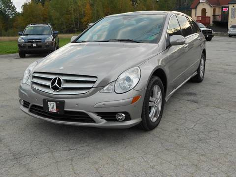 2008 Mercedes-Benz R-Class for sale in Hampstead, NH