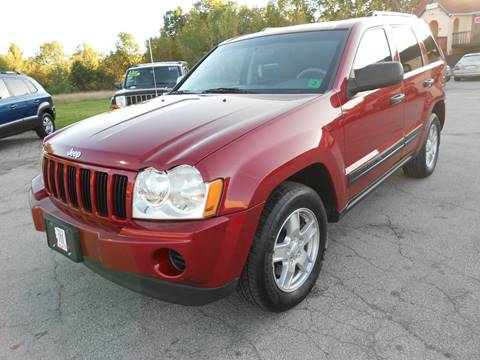2006 Jeep Grand Cherokee for sale in Hampstead, NH