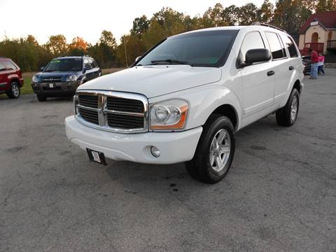 2005 Dodge Durango for sale in Hampstead, NH